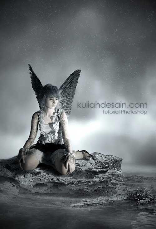 Edit Foto Keren dengan Photoshop | Bahasa indonesia, Indonesia