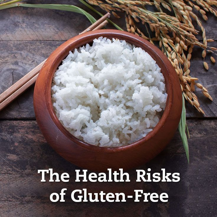 The Health Risks of GlutenFree The Good Inside at