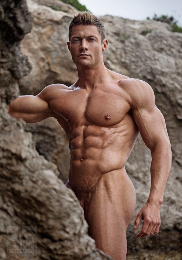Nude rosser naked dylan male
