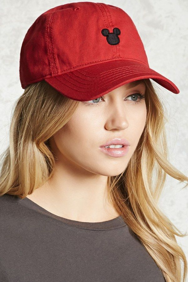 c4b8847cbfefb FOREVER 21+ Mickey Mouse Dad Hat