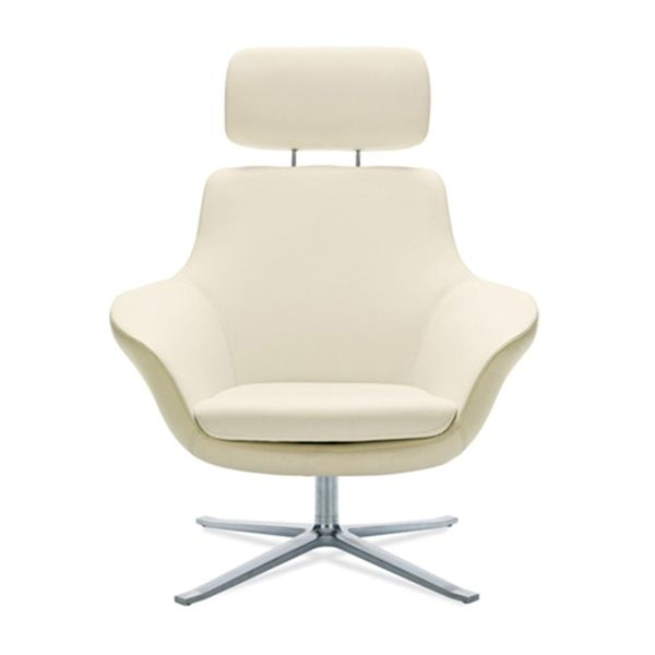 Coalesse | Bob Lounge with Headrest in Firefly | DESIGNER ...
