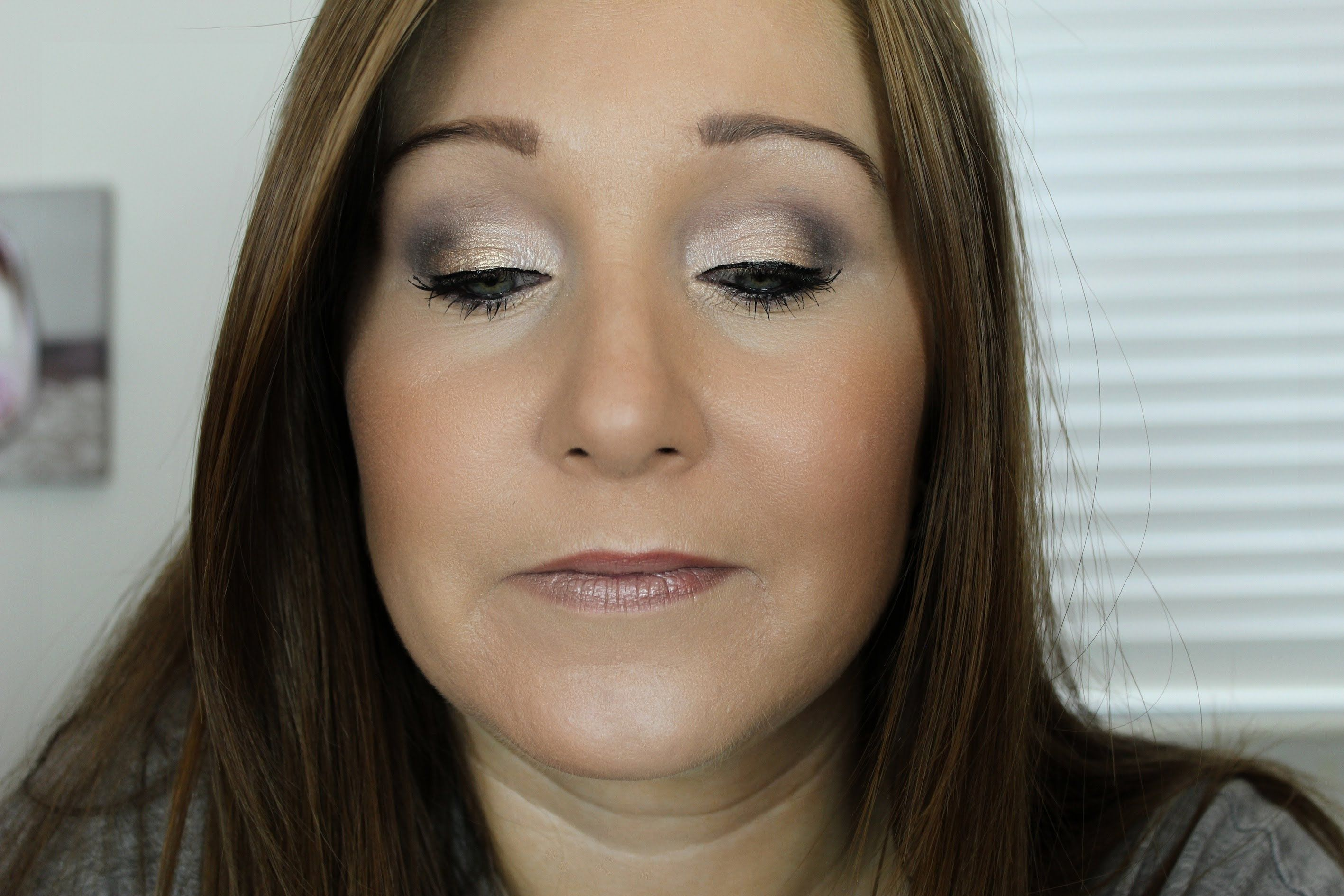 Urban Decay Palettes Tutorial - Look #1
