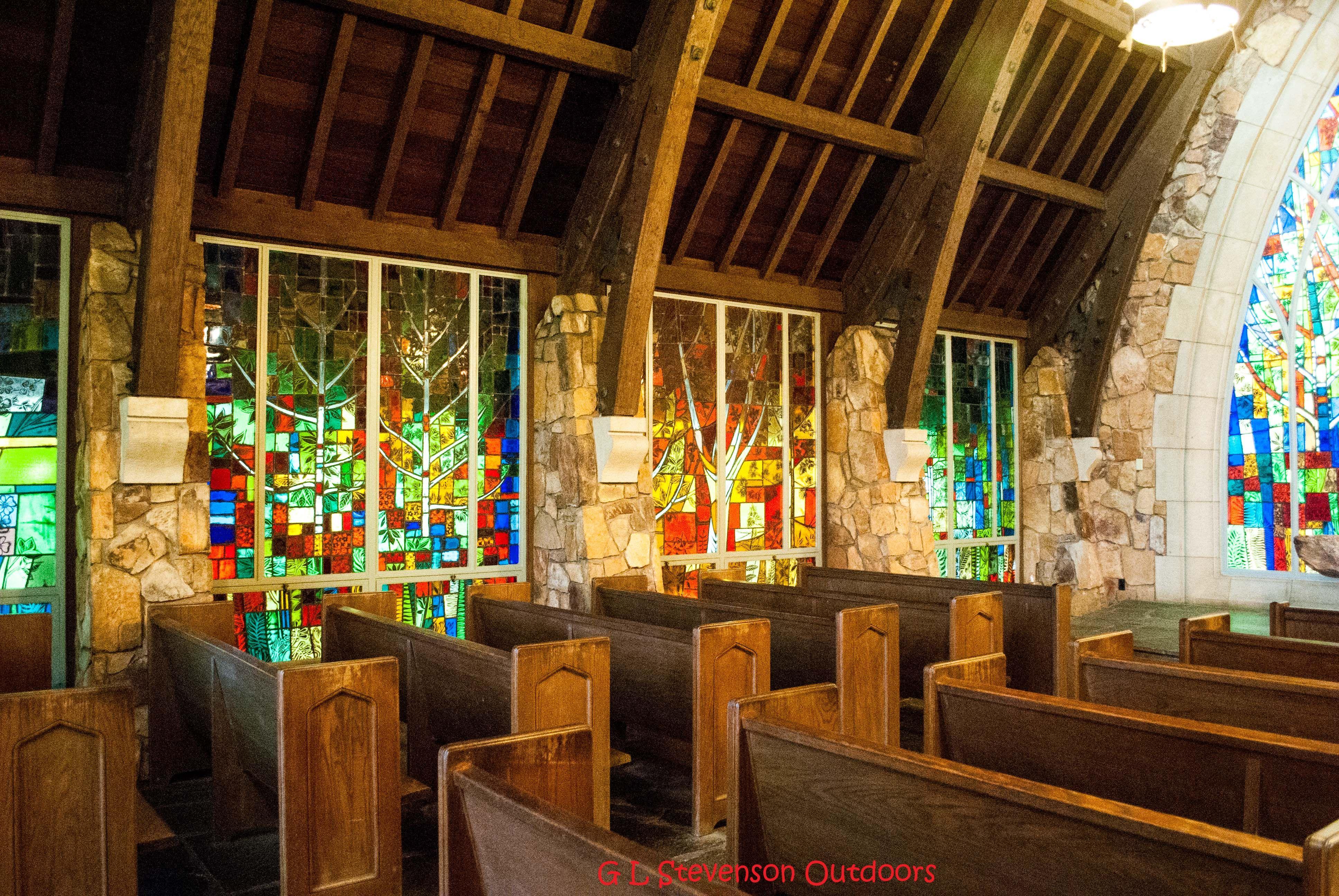 Inside Callaway Gardens Memorial Chapel | Favorite Places & Spaces ...
