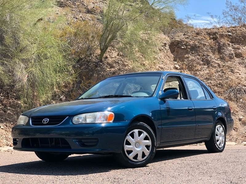 This 2001 Toyota Corolla Le Is Listed On Carsforsale Com For 3 950 In Phoenix Az This Vehicle Includes Center Cons Toyota Corolla Toyota Corolla Le Corolla