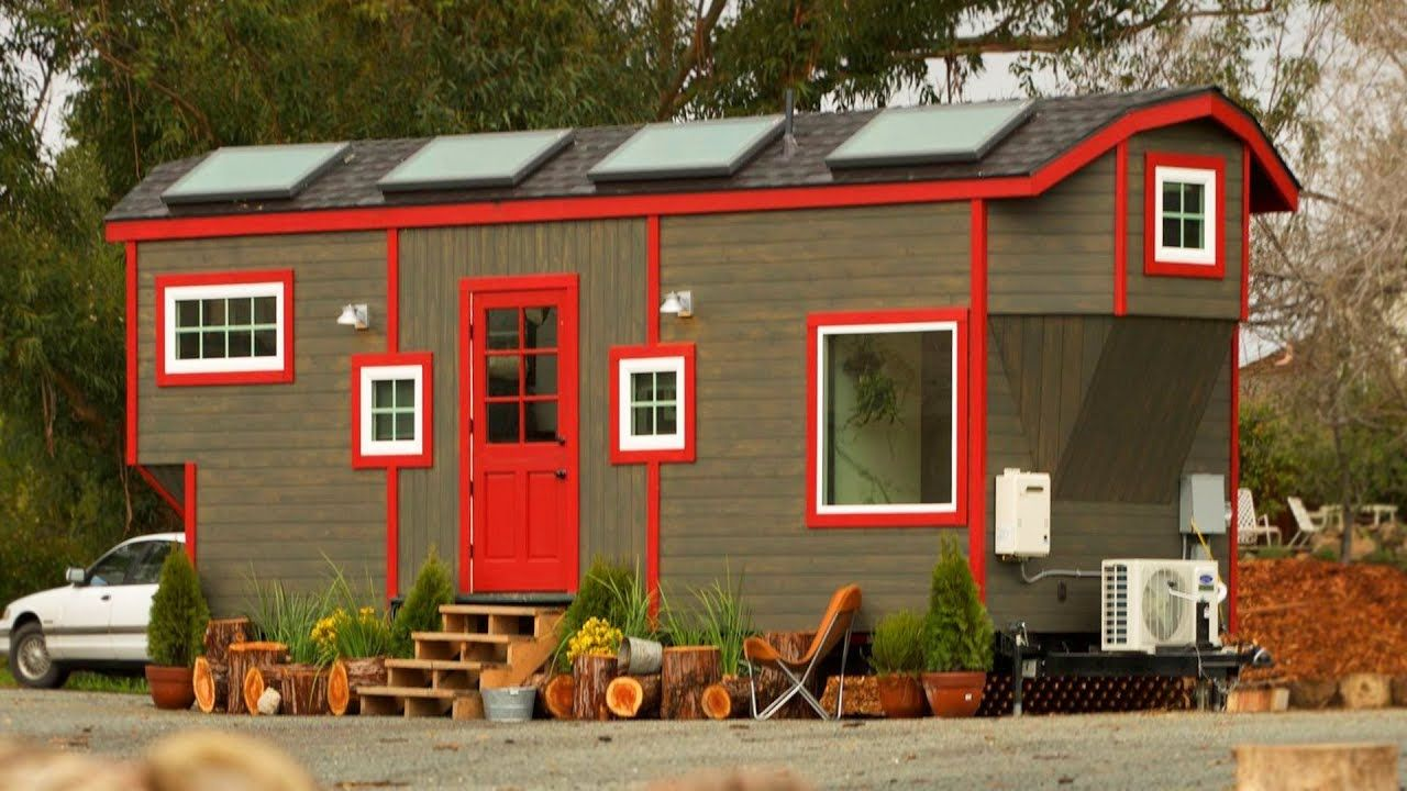 Container Tiny Haus Kaufen Big Outdoor Zen Den Tiny House Feels Cozy And Spacious Featured On
