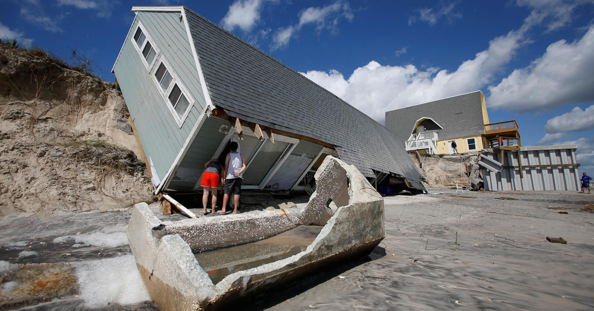 Hurricanes could lift insurance rates for homeowners