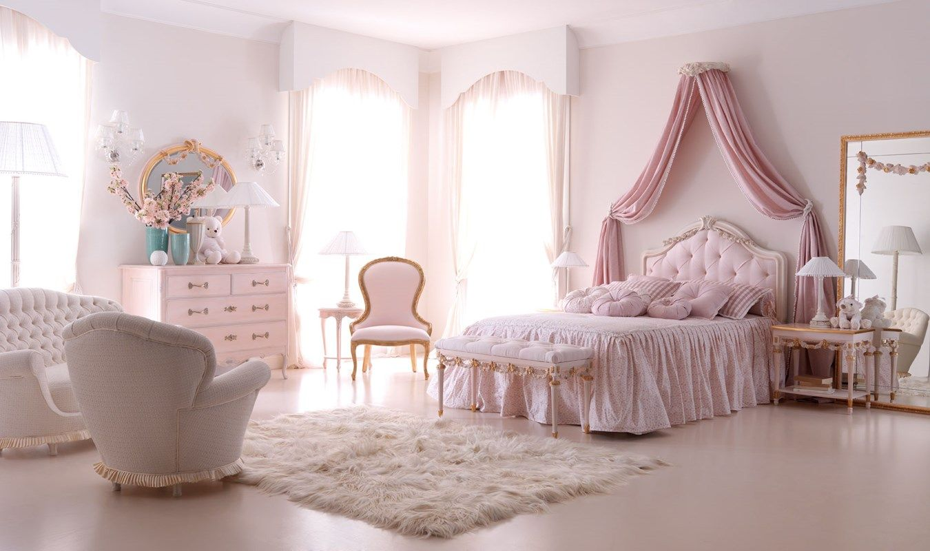 Notte Fatata Savio Firmino Luxury Bedroom Design Girl Bedroom Decor Room Decor Bedroom Vintage elegant bedroom designs