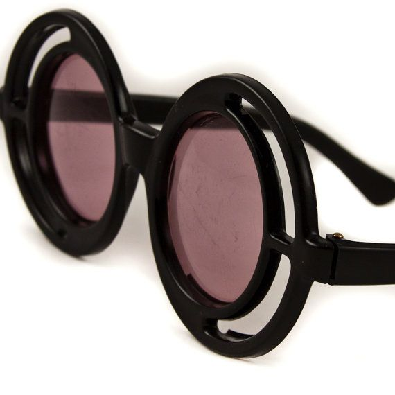 e7a16cd300e3 Big Vintage Sunglasses 1960 s  50 - http   www.goodmerchants.etsy.