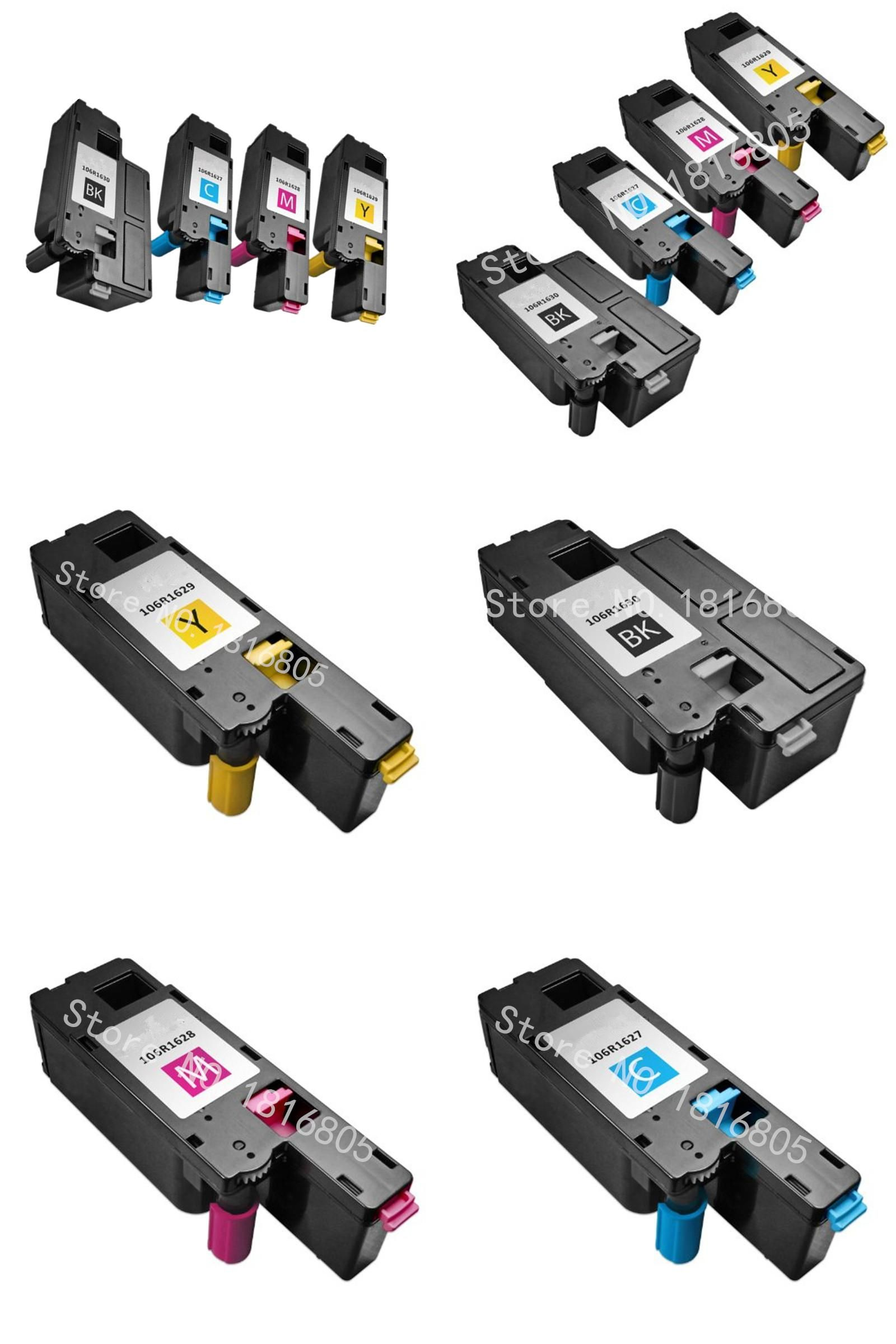 Visit To Buy 4 Color Compatible For Xerox Phaser 6000 6010