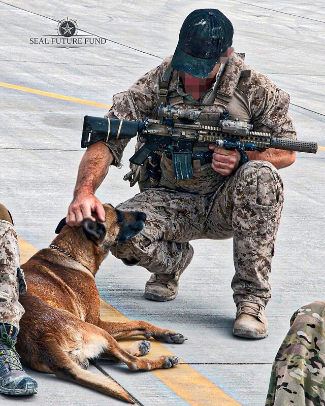 SEAL Dog Handler | MARSOC, Delta Force, Navy Seals, SWCC, Rangers ...