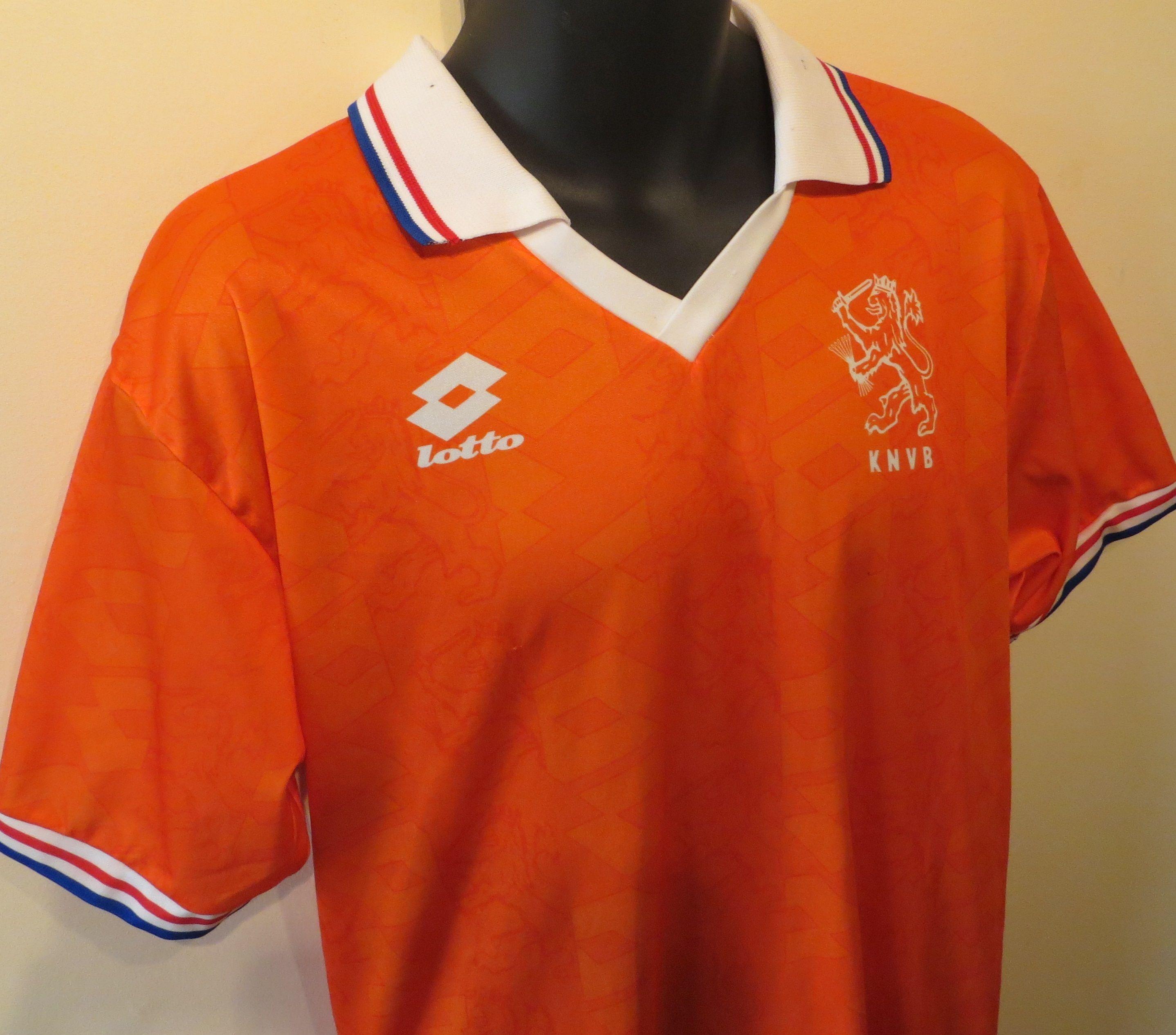 1994 Holland shirt by Lotto  a3b9d1e95