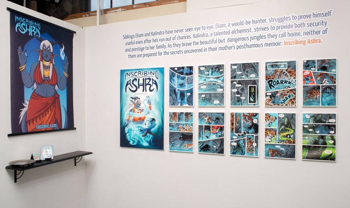 Andrei Story  |Senior Exhibition