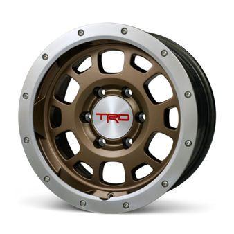 beadlock wheels fj cruiser TRD