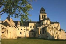 Abbaye Royale de Fontevraud, France