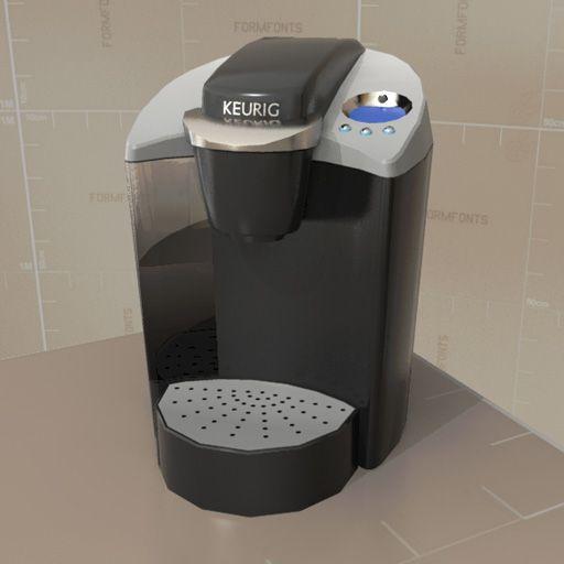 Keurig Coffee Brewer Revit Furniture Coffee Coffee