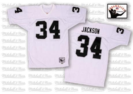 sports shoes 41586 88e05 Order a new Mitchell and Ness Oakland Raiders #34 Bo Jackson ...