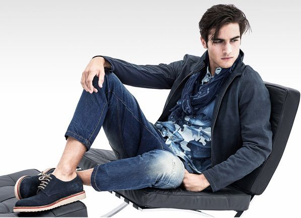 Armani Jeans: discover the must-haves of casual style #armani