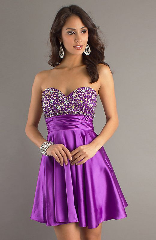 hitapr.net purple homecoming dresses under 100 (11) #purpledresses ...