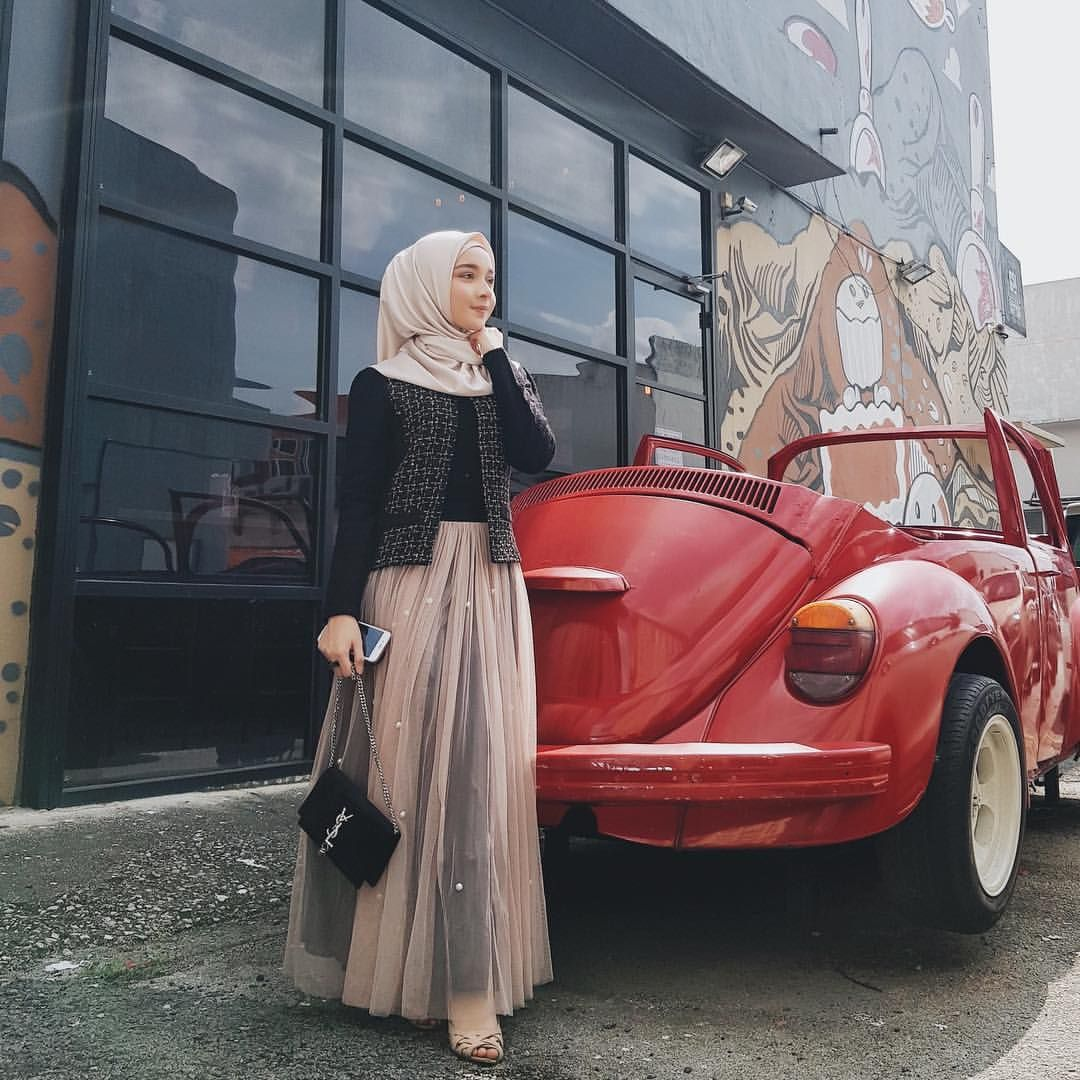 Harga Dan Spek Zaskia Mecca Faelen Blouse Ungu Update 2018 Hanale L Pin By Tracie On Hijab Fashion Pinterest Style Character Design Dress