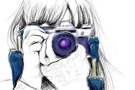 Resultado De Imagen Para Vintage Camera Drawings Tumblr