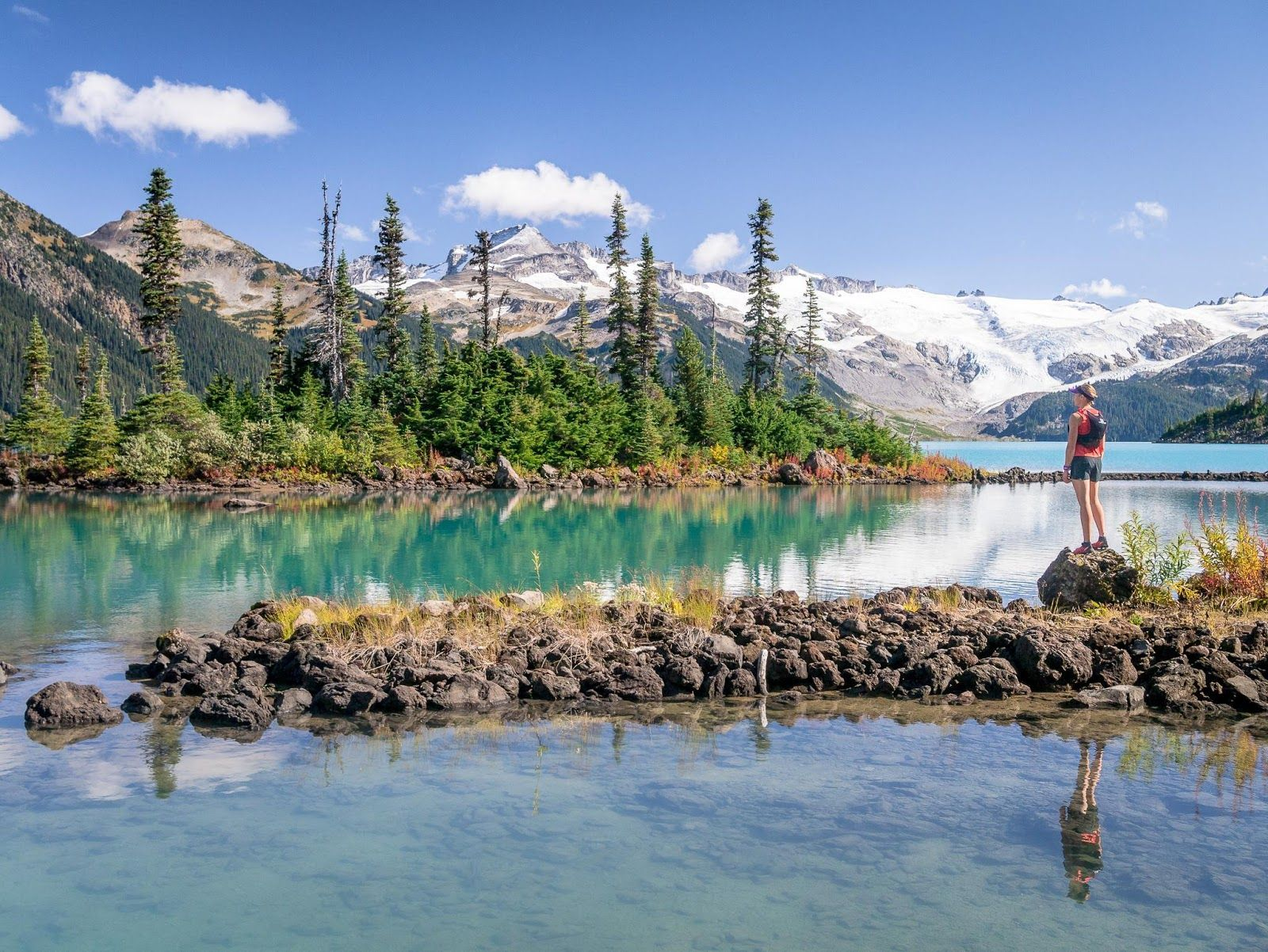 """Every time I step foot on the trails leading into Garibaldi Provincial Park my breath is taken away."" See more of this and other places that catch our breath. http://buff.ly/1Kq8OcC"