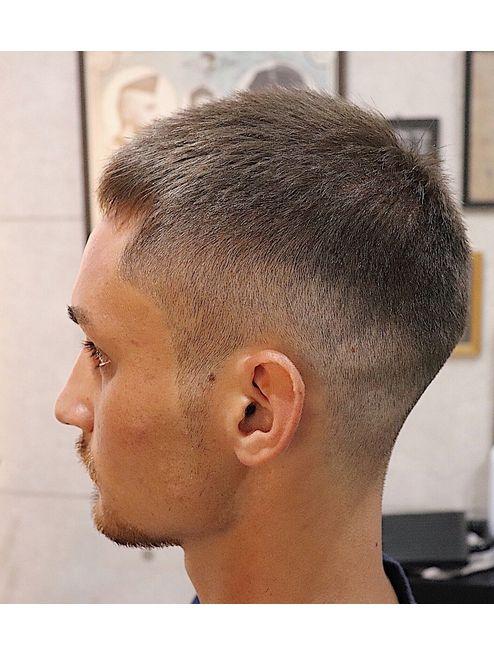 Photo of クロップスタイル:L040262586|グルーミングヘアー イッサ(Grooming Hair ISSA)のヘアカタログ…