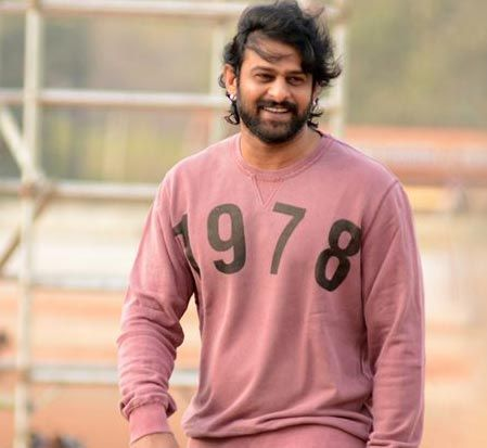 Auditions for news face for Prabhas