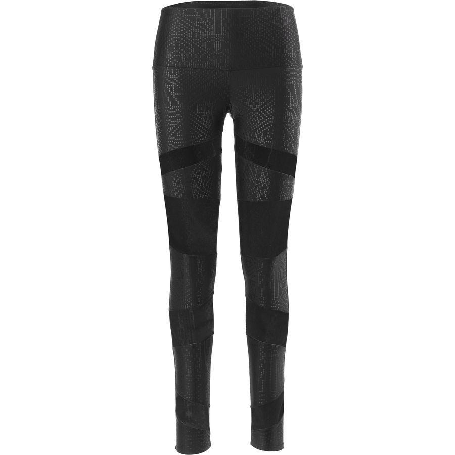 Onzie - Bondage Leggings - Women's - Glam Oho/Black Mesh