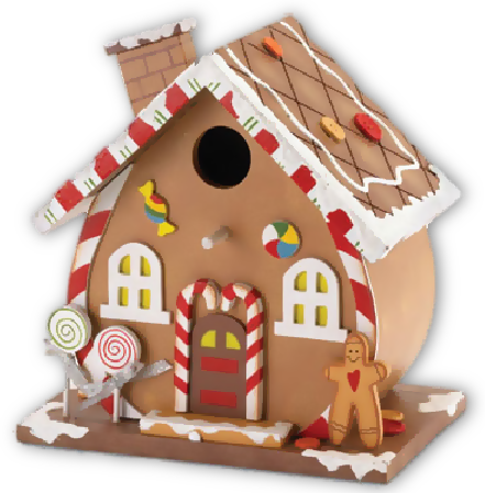 Christmas Png Gingerbread House Ornament Clipart Gingerbread House House Ornaments Cardboard Gingerbread House