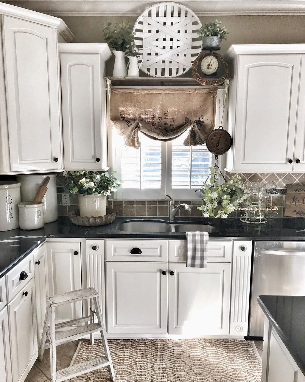 Chic Modern Farmhouse Kitchen Decor Ideas 36 Farmhouse Kitchen