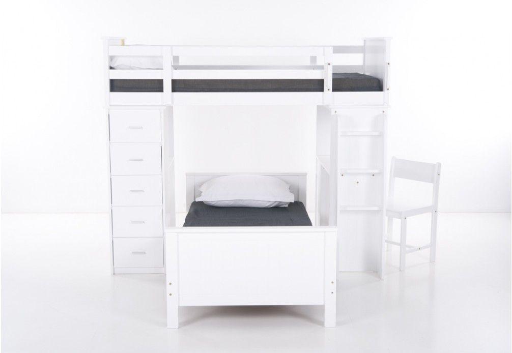 Manhatten Loft Bunk Bed Bunk Beds Bunks Bed