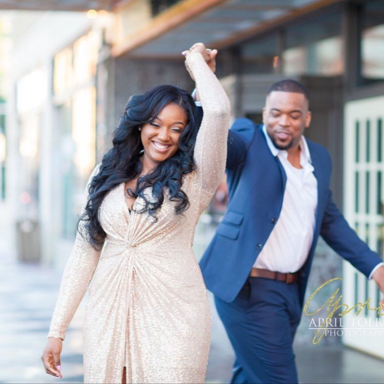 African American Wedding Ideas: God-Fearing Humble Hustler Family Man SC: PT_Almighty