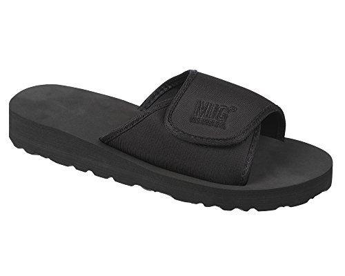 69116fe78 Mens Flip Flop Mule Sandals Size 6 to 12 UK - SPORTS BEACH sandals. Amazon