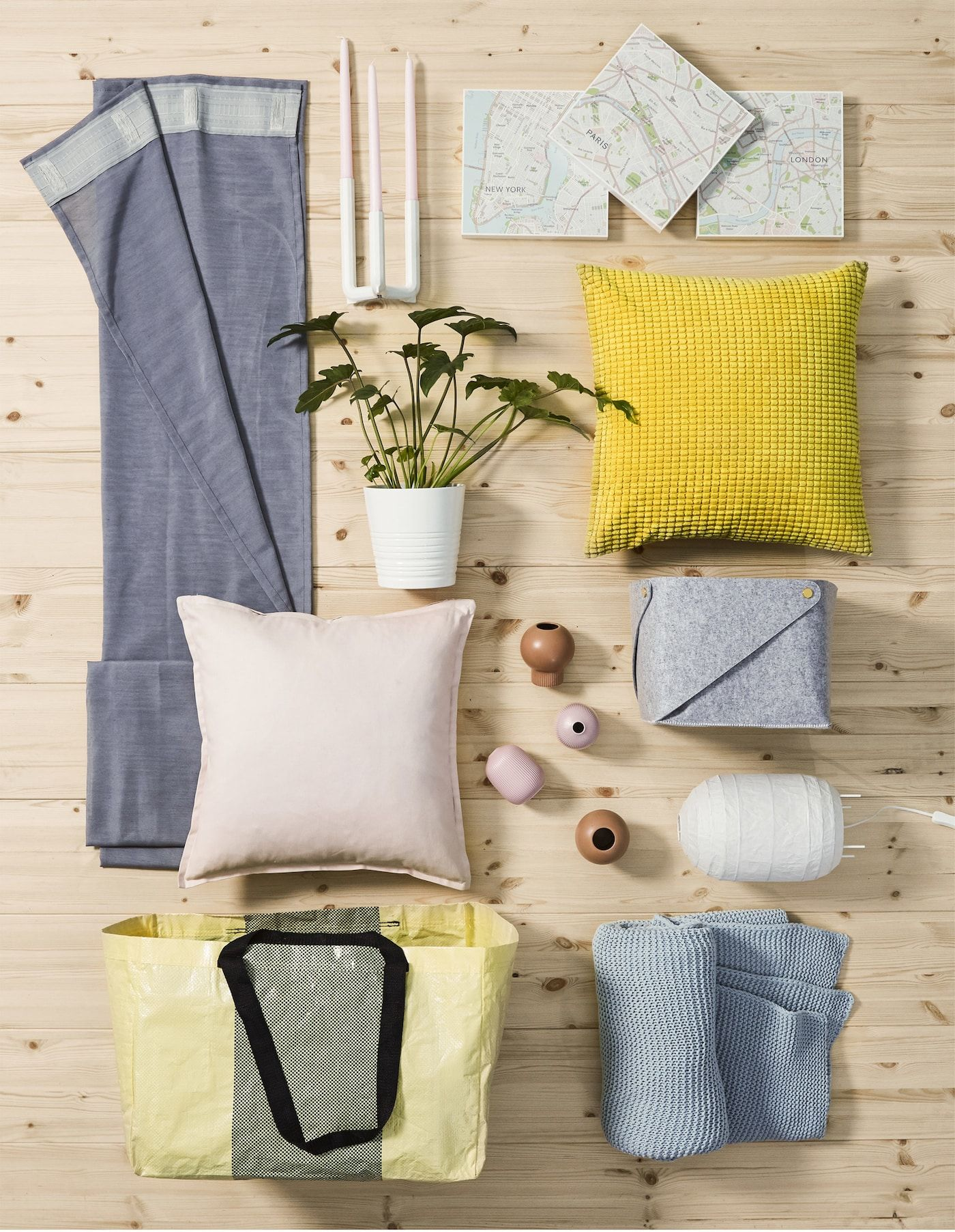 For Pastel Room Decor, Ikea Has Options Like Square Gullklocka