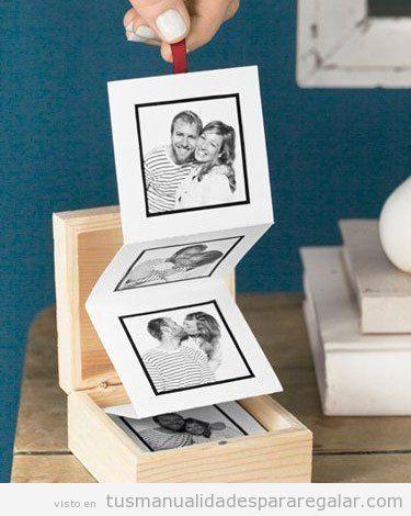 Manualidades para regalar a novios o maridos ideas regalos