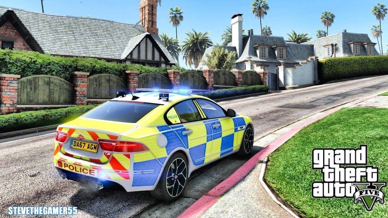Gta 5 Mods Lspdfr 1080 British Patrol Gta 5 Real Life Pc Mod In 2020 Gta 5 Aston Martin Vulcan Porsche Carrera Gt