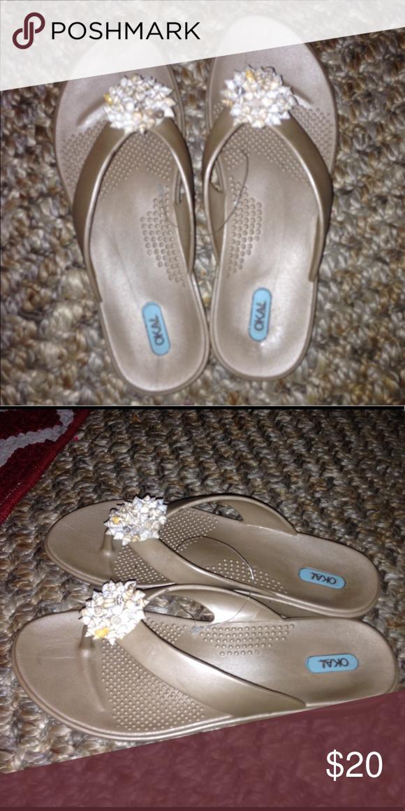 b0c6617d45c1b1 OKA B sandals Good condition size large OKA b. Shoes Sandals Sandalias