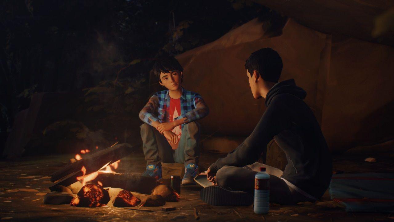 Life is strange 2 un premier trailer officiel life is