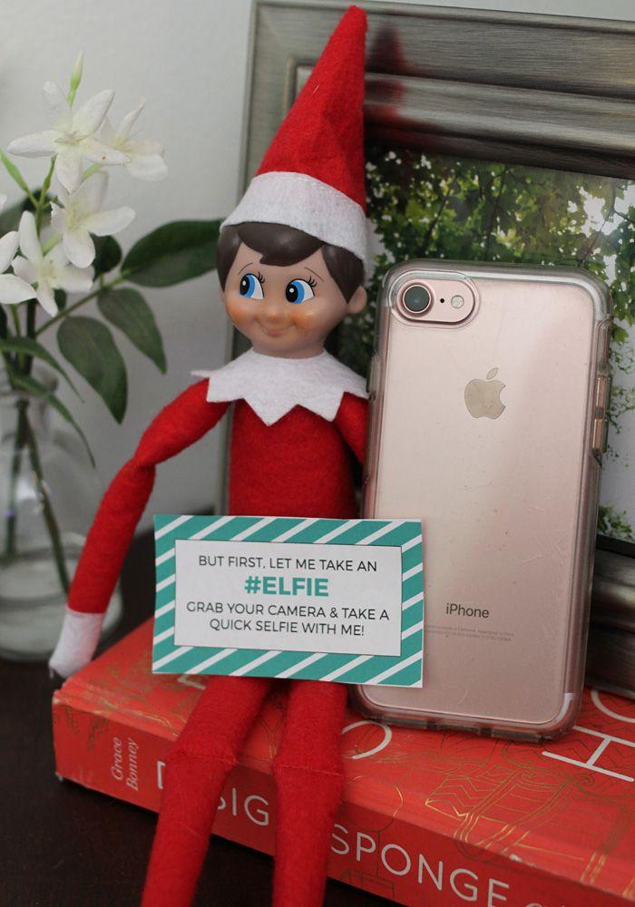Elf On The Shelf Printable Kit Elf On The Shelf Ideas