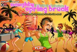 Bienvenido A Naughty Spring Break New El Juego De Hacer Travesuras En Vacaciones De Primavera En Este Juego Tienes Travesuras Vacaciones De Primavera Spring