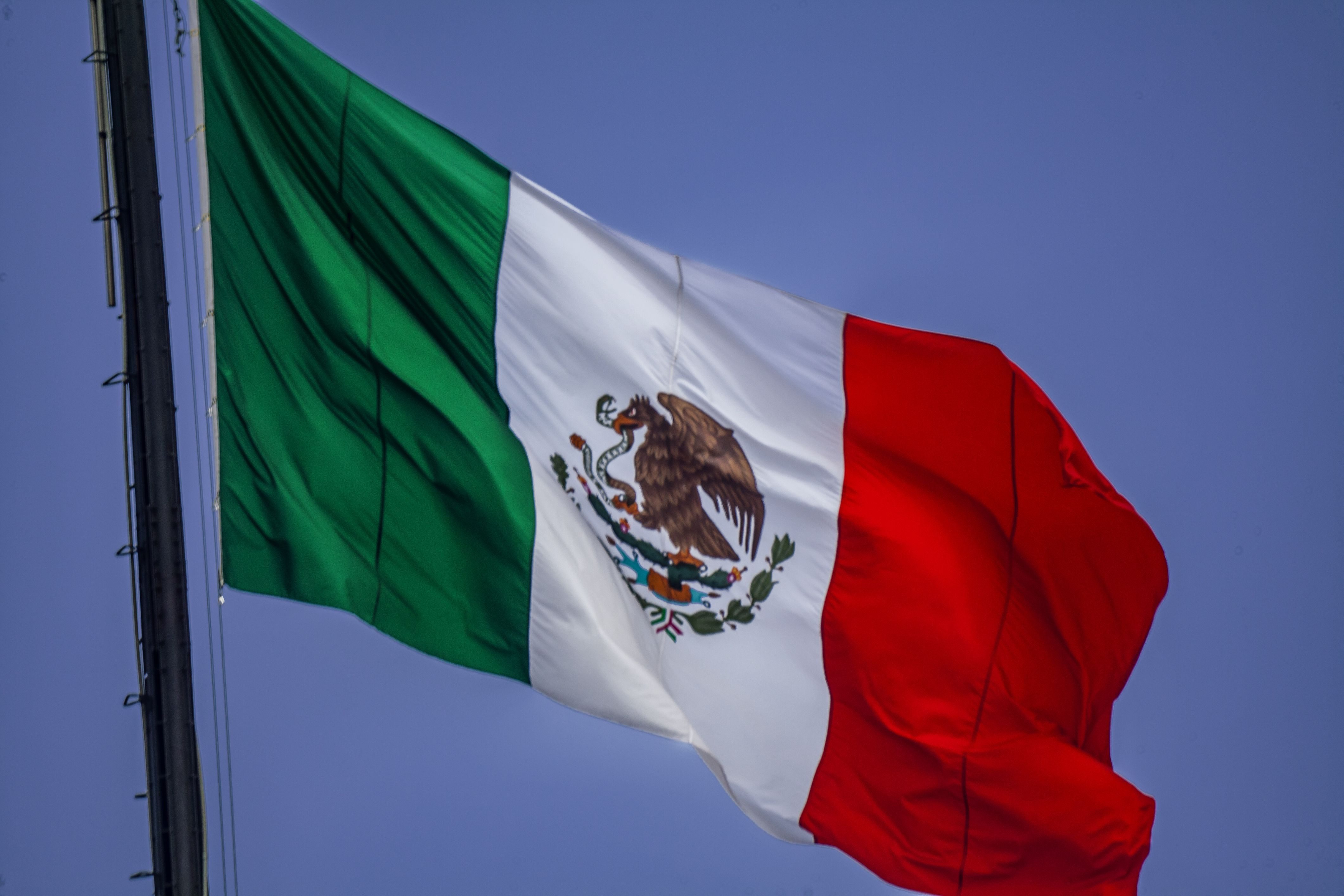 History And Meaning Of The Mexican Flag Mexican Flags Mexican Flag Colors Mexico Flag