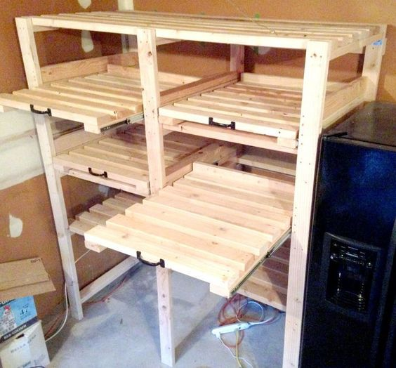 Easy Diy Garage Shelves Diy Projects: 34 DIY Home Improvement Ideas For Teens