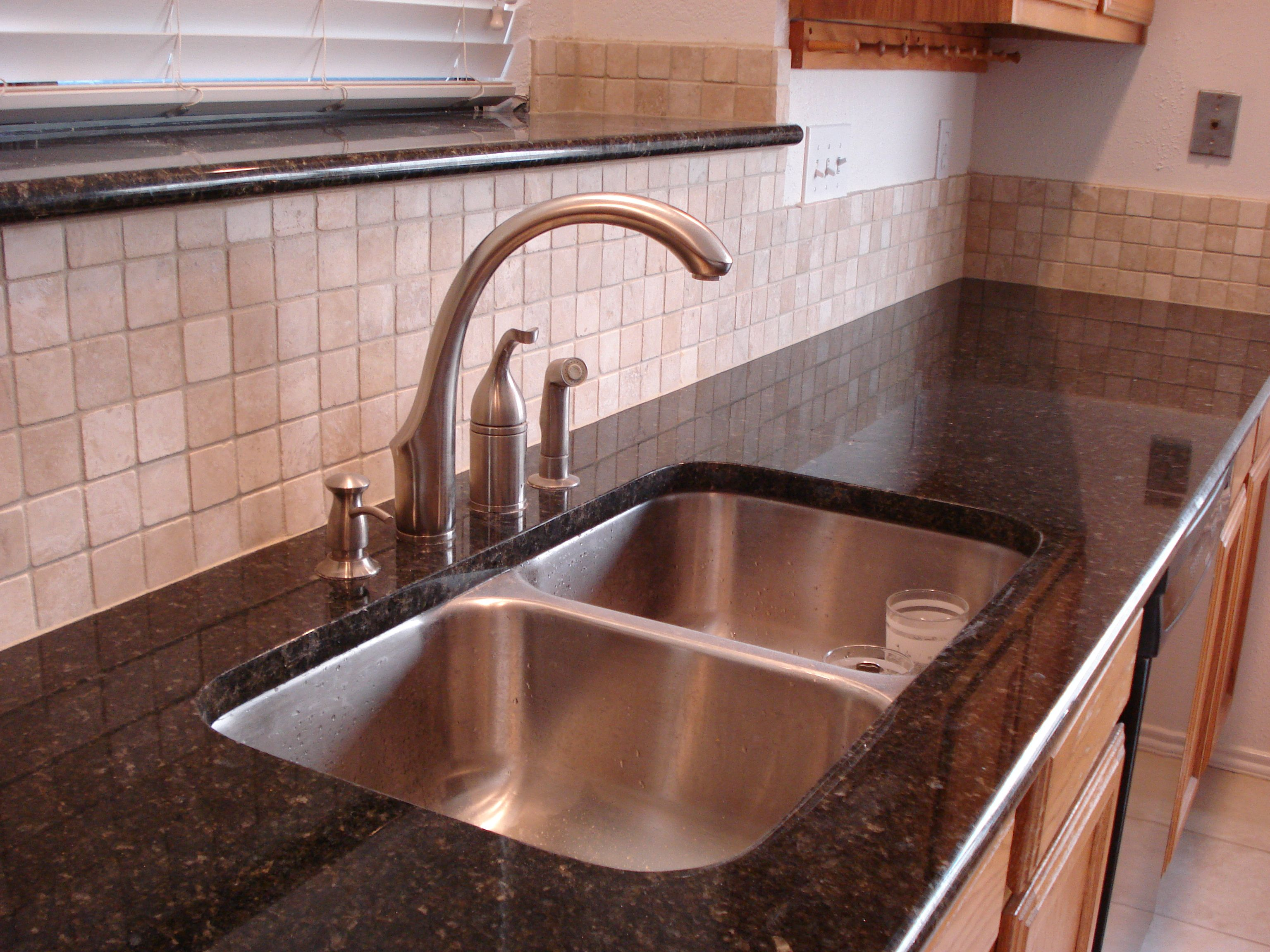 Undermount Sink Kitchen Remodel Pinterest