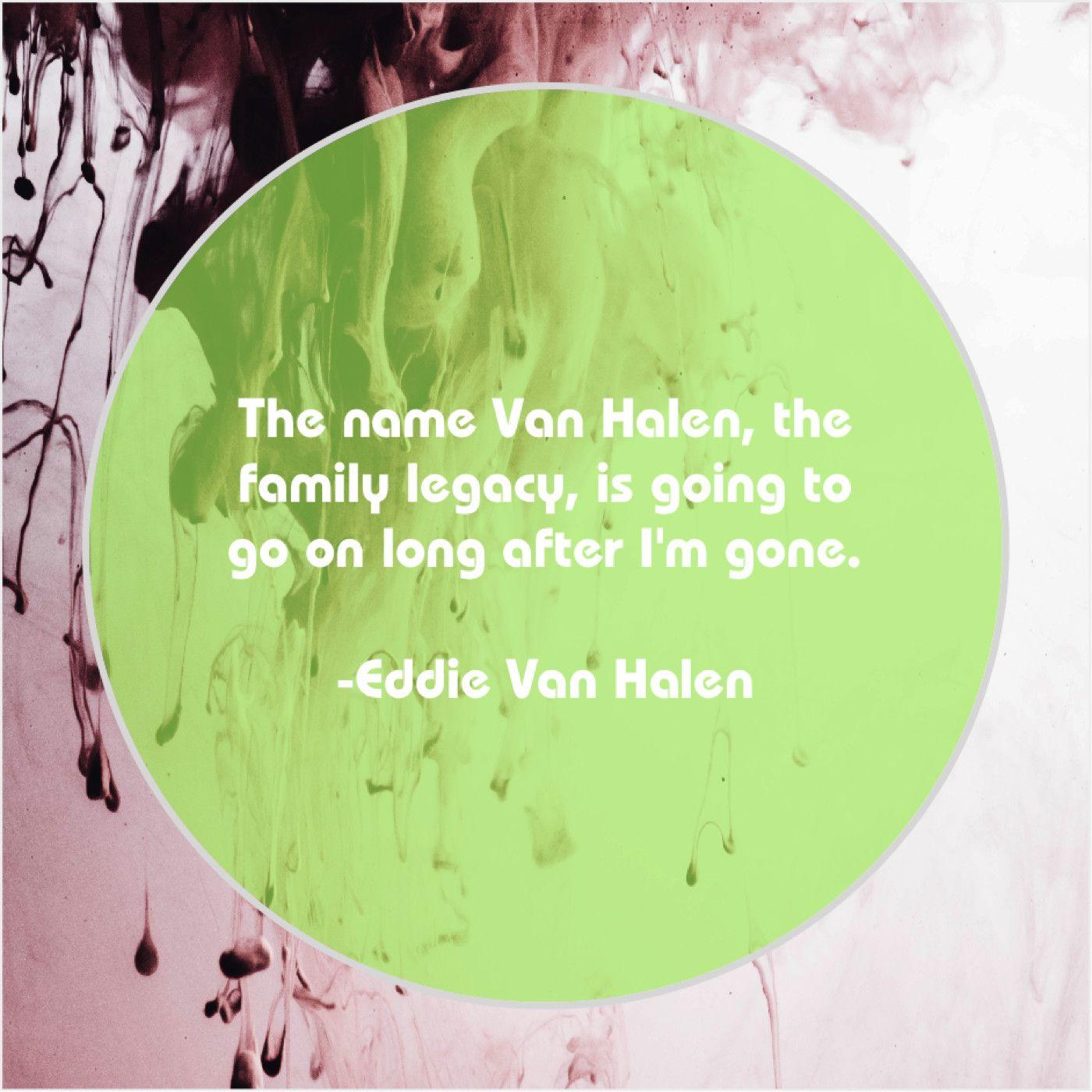 Eddie Van Halen The Name Van Halen The Eddie Van Halen Allen Ginsberg Richard Holbrooke