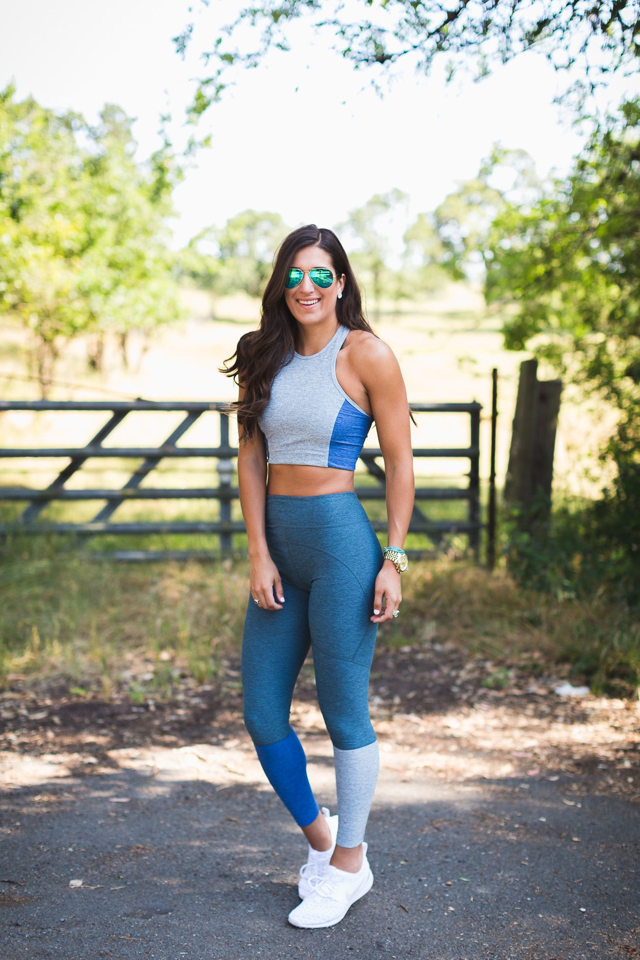 077de418ab66e outdoor voices activewear, outdoor voices dipped warmup leggings, outdoor  voices athena crop top, compression leggings, fitness, fit life, girl  gains, ...