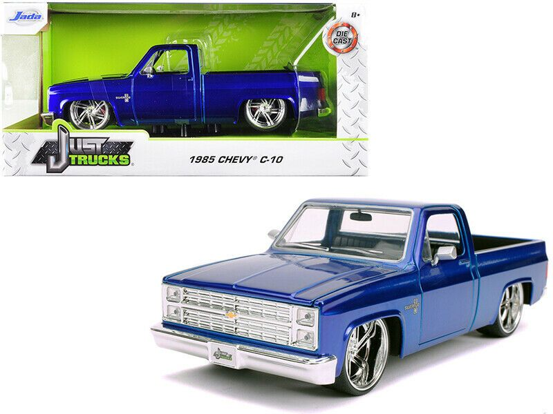 Details About 1985 Chevrolet Silverado C 10 Pickup Truck Candy