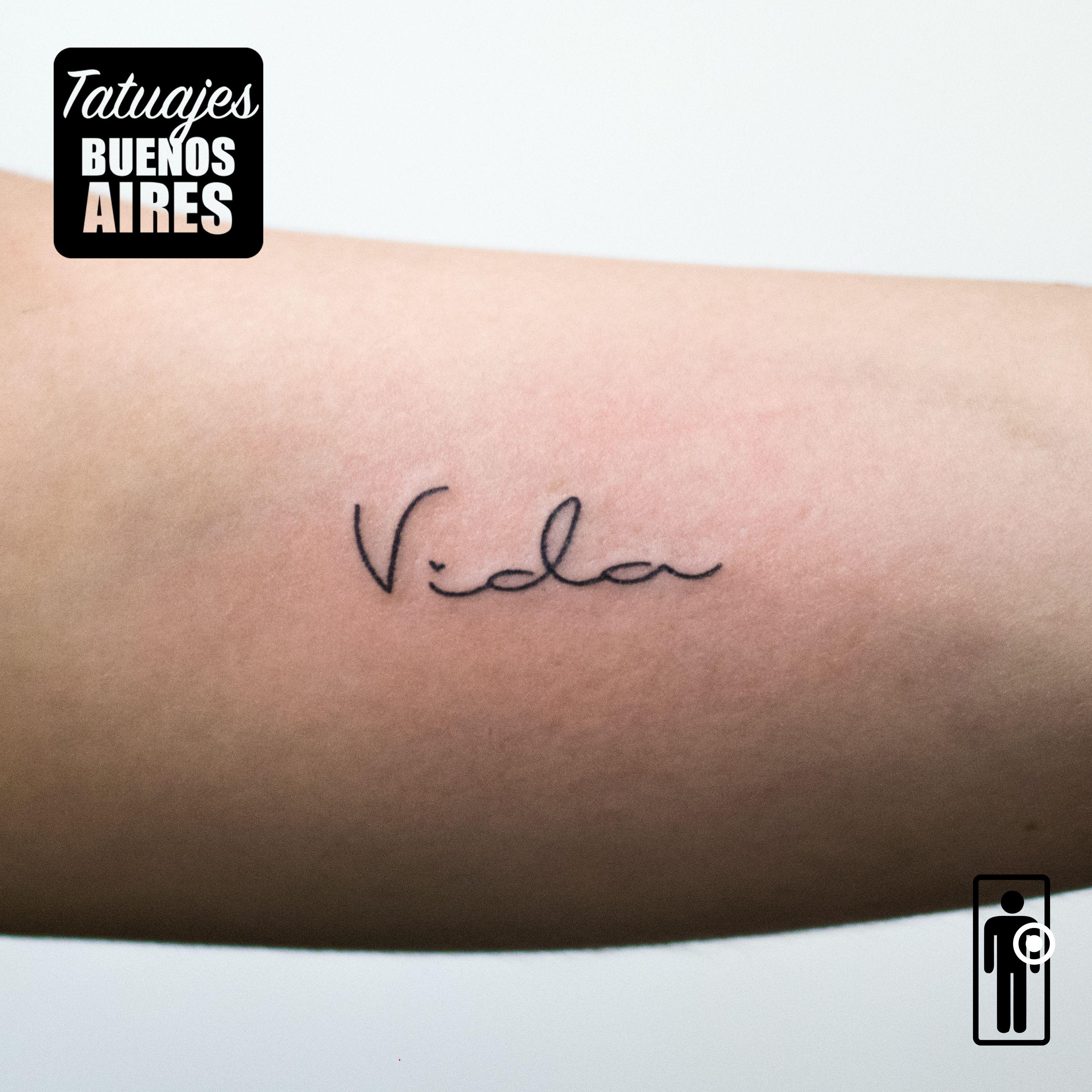 Tatuajes Vida