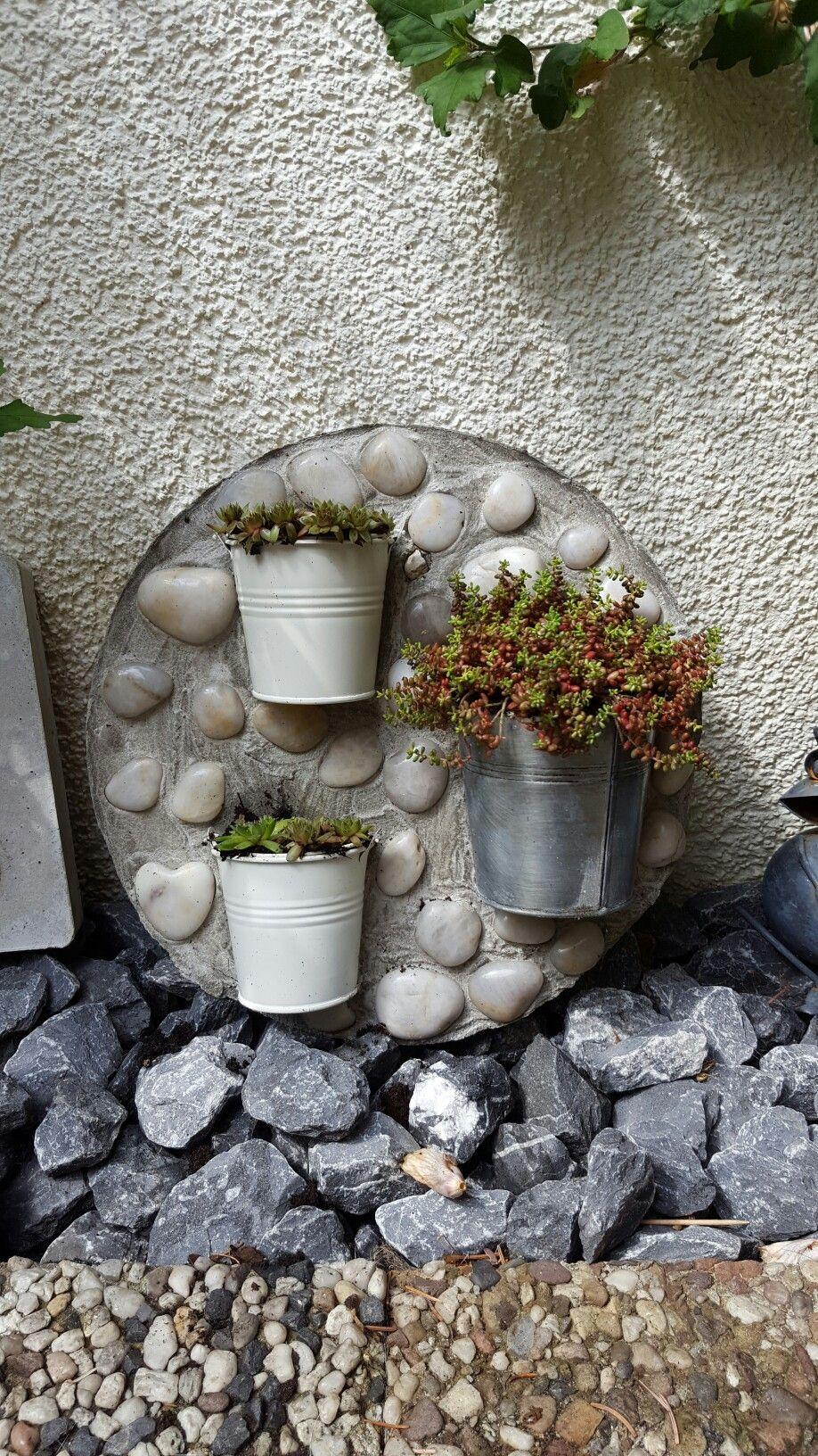 Diy Beton Sachen Selber Machen Garten Pinterest
