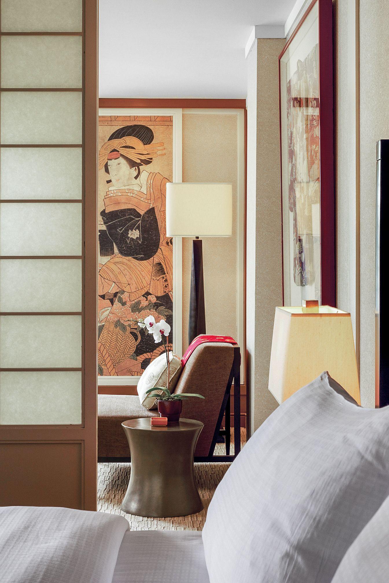 Hotel Kabuki San Francisco Traditional Japanese Garden