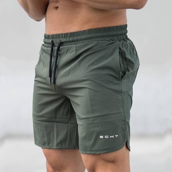 Summer Running Shorts Men Jogging Beach Loose Shorts Stripe Mens Gym Men Shorts Crossfit Sport Gyms Short Pants Men Men's Clothing